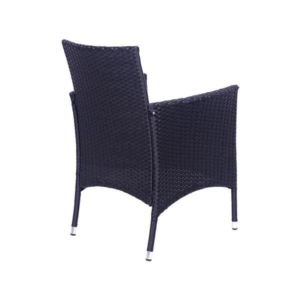 COMFY 2pcs Outdoor Chairs with Cushions