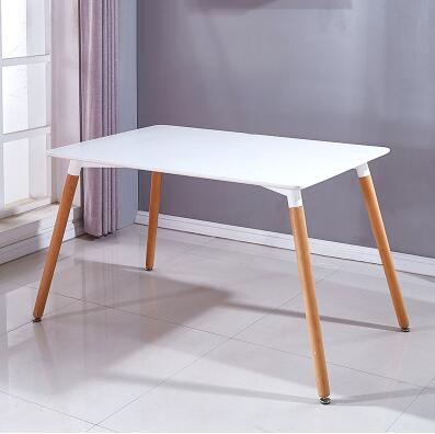 U-BEST Wooden Nordic Style Dining Table