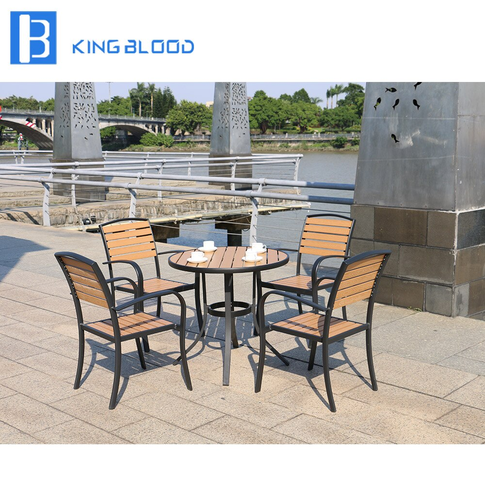 SALLY Home Garden Dining Set 5 PCS