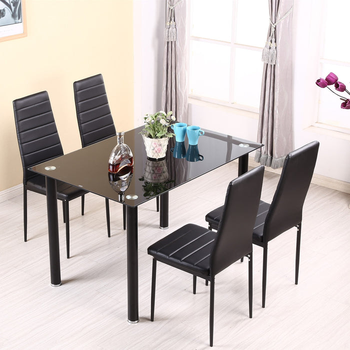 PANCHAN Dining Table Set with 5/7 pcs