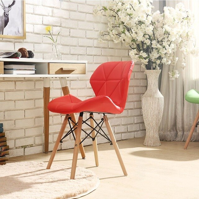 Modern Dining Chairs Minimalist Nordic Design