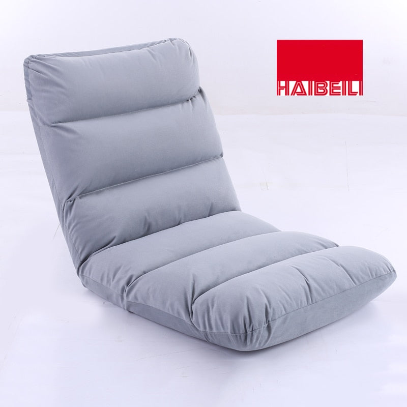 Tatami Japanese Flodable Padded Lazy Sofa