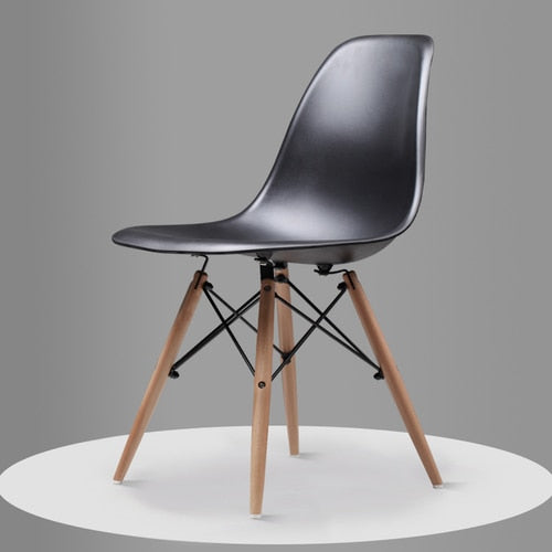 Backrest Lazy Dining Chair