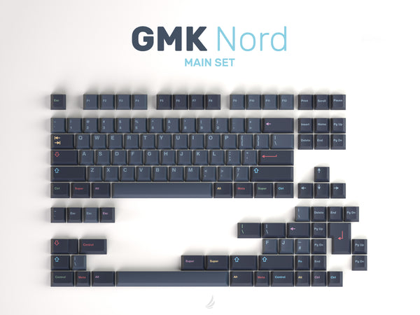 [GB] GMK Nord Keycaps