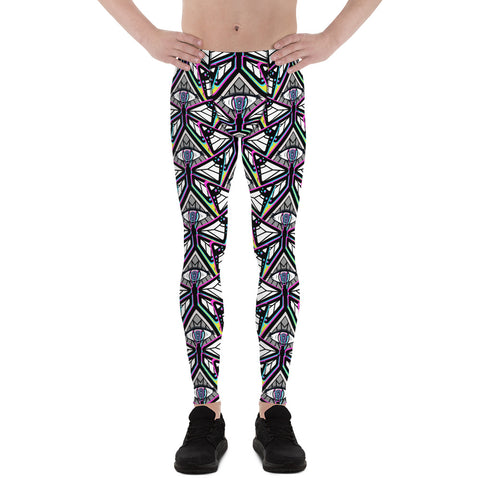 MKUltra Camo - Men's Leggings