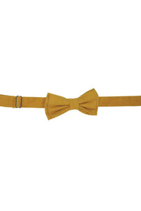 Oliver Mustard Bow Tie