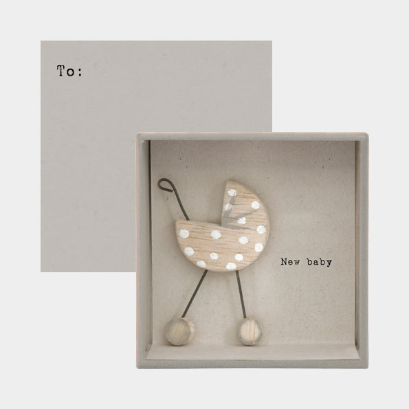 New Baby Boxed Card
