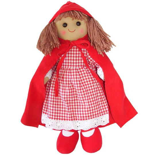 Ragg Doll Red Riding Hood