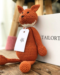Esme Fox Crochet animal