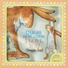 Load image into Gallery viewer, Guess How Much I love You Snuggle Book