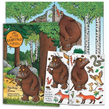 Load image into Gallery viewer, Gruffalo Sticker Activity Book