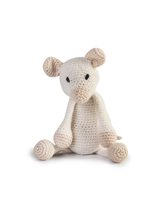 Hannah Mouse Crochet Animal