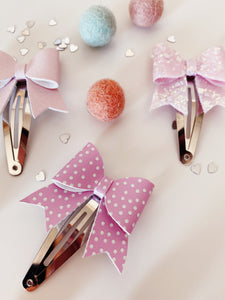 Mimi Rose Dainty Bow set