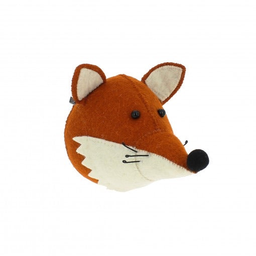 Fiona Walker Fox head Mini