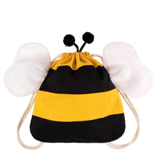 Load image into Gallery viewer, Bumblebee backpack