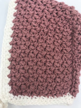 Load image into Gallery viewer, Crochet Bonnet 3-6 months