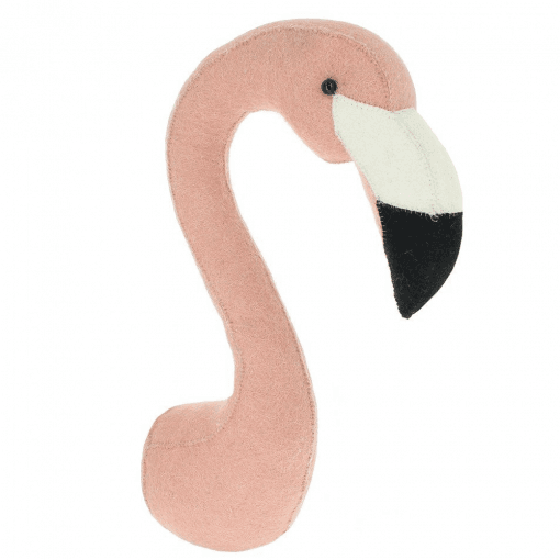 Fiona Walker England large Flamingo head