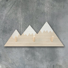 Load image into Gallery viewer, Pegboard Natural Mountains