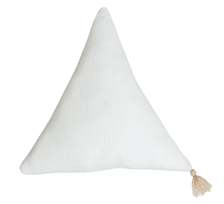 Tipi Pillow with tassle