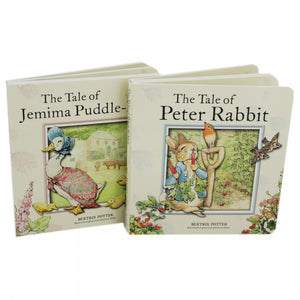 Peter Rabbit Board Book Gift Set