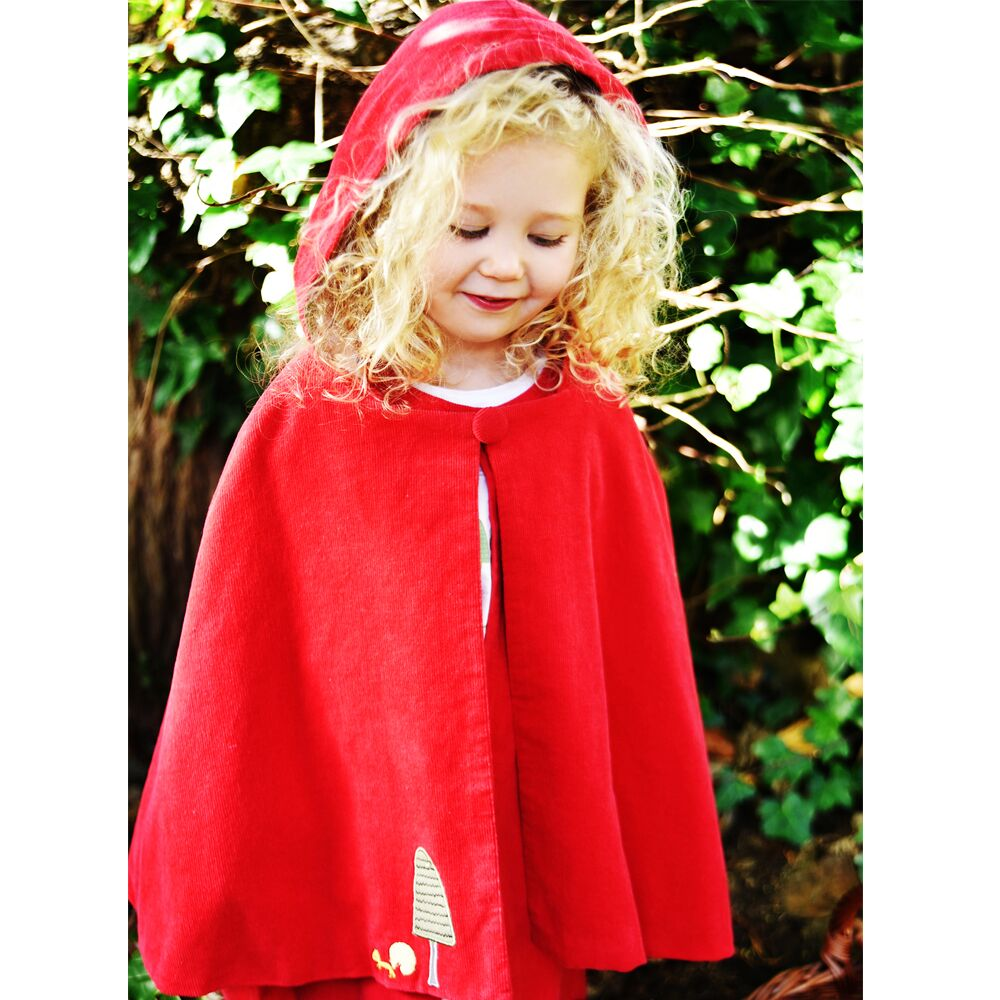 Powell Craft Little red riding hood cape