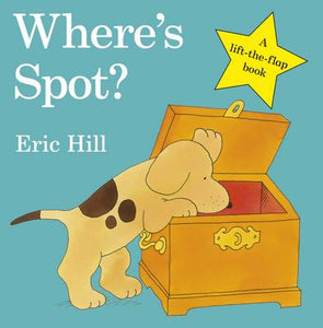 Where' Spot Paperback Book