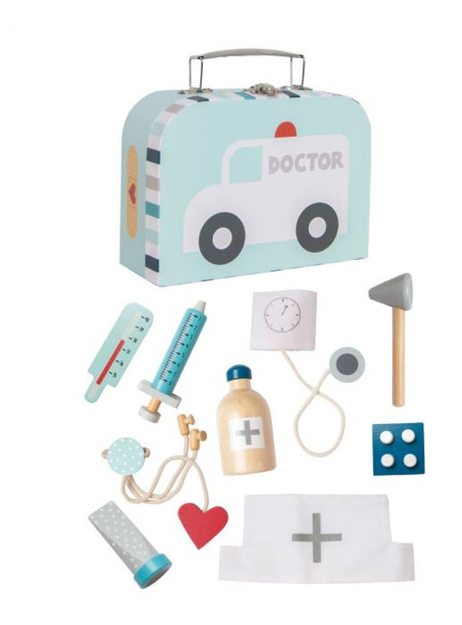 Doctors Case Play set