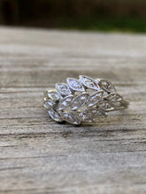 Load image into Gallery viewer, .30 carat 14k White Gold Diamond Ring