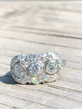Load image into Gallery viewer, 1.90ctw Antique Diamond Ring