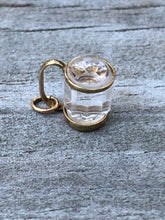 Load image into Gallery viewer, 14k Gold Beer Mug Charm