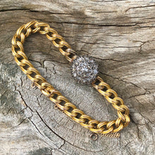 Load image into Gallery viewer, Rose Cut Diamond Bracelet