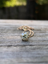 Load image into Gallery viewer, .63ct Old European Cut Diamond Pendant Necklace