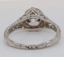 Load image into Gallery viewer, GIA M SI2 Diamond Solitaire Ring