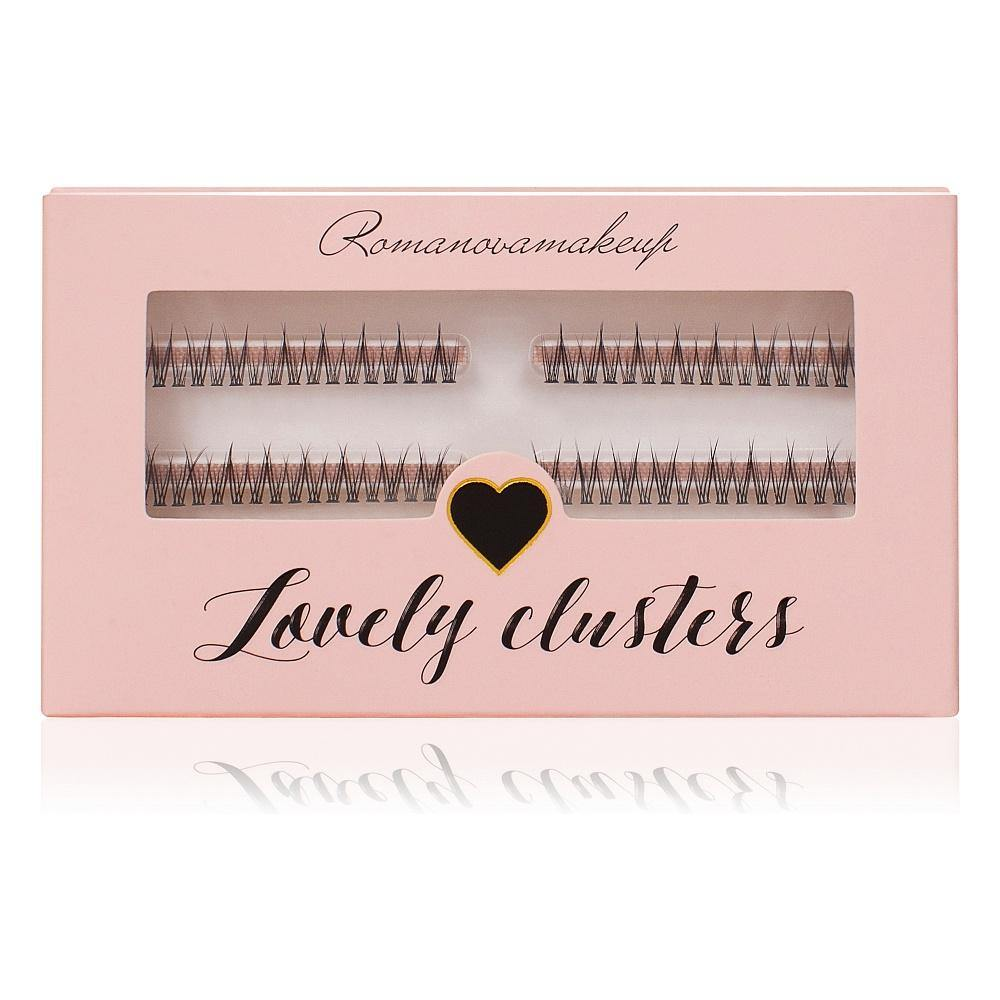 LOVELY CLUSTERS Series Short - Romanovamakeup