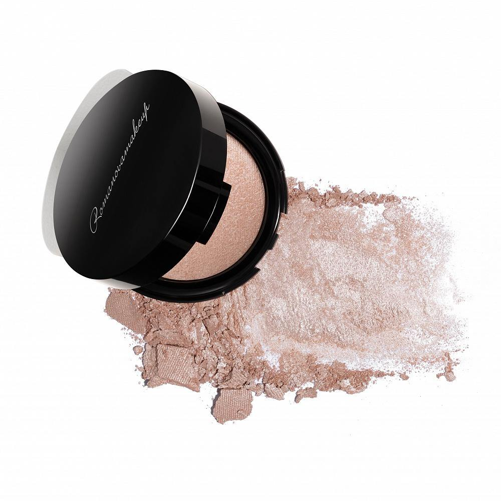 Sexy Powder Highlighter New Bestseller DIAMOND - Romanovamakeup