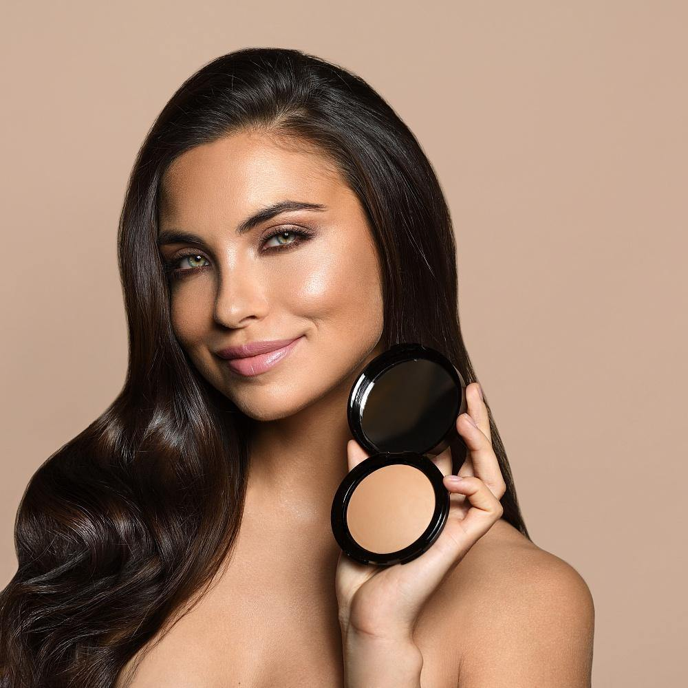 Sexy Nude Powder New DARK - Romanovamakeup