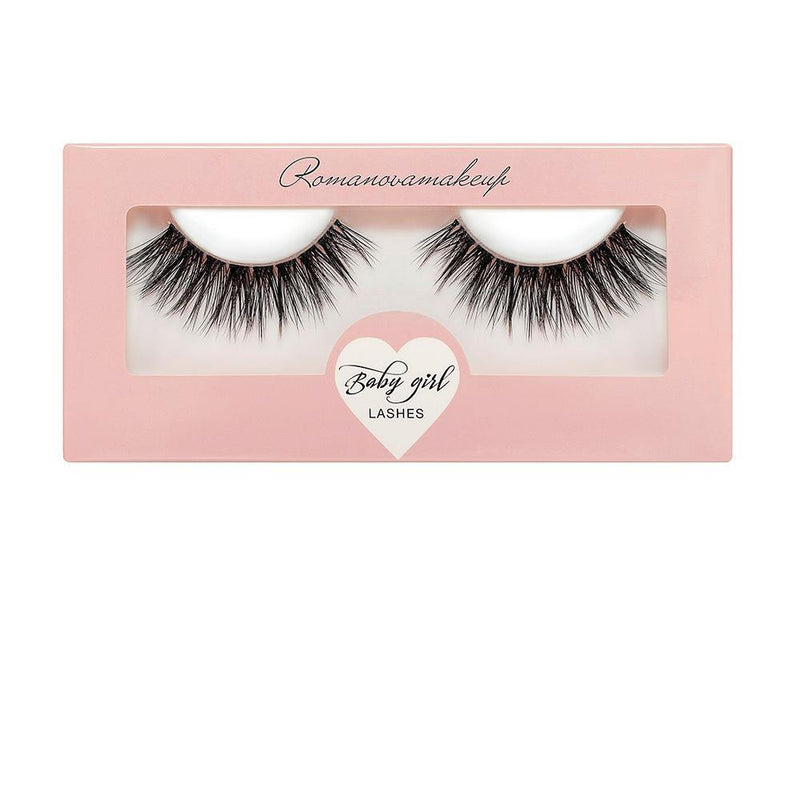 Silk Lashes  Baby Girl DARIA
