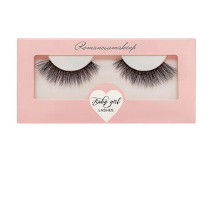 Silk Lashes  Baby Girl DINA