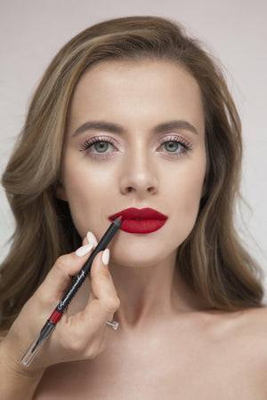 Sexy Contour Lip Liner mini READY TO RED