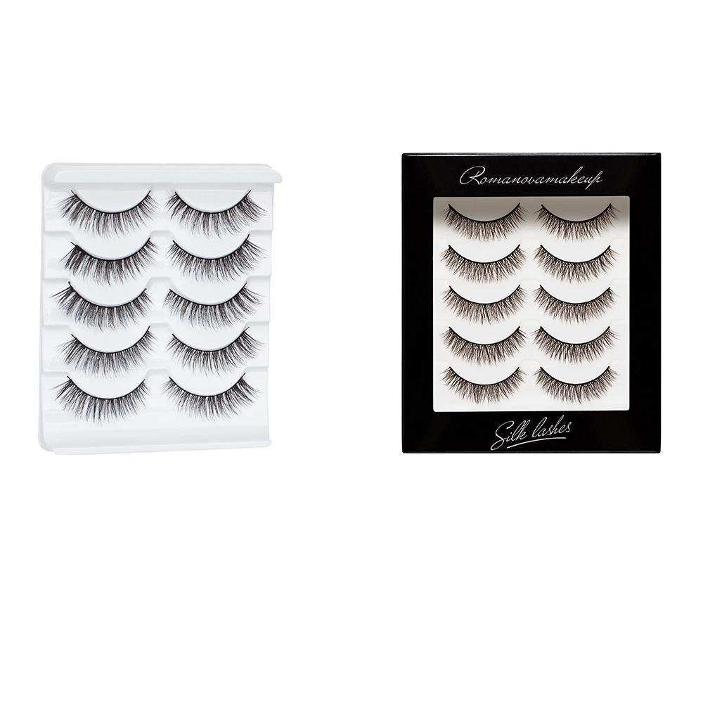 Silk Lashes ProKit only S-1