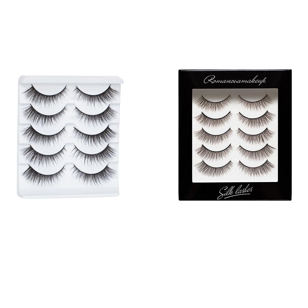 Silk Lashes ProKit only S-2