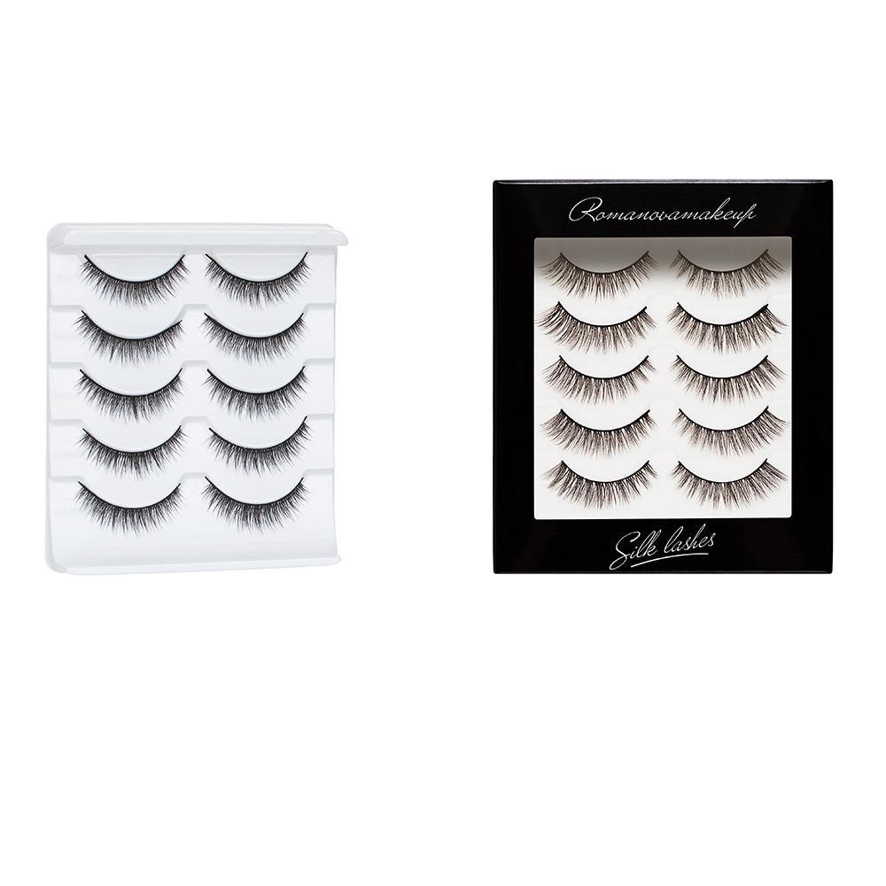 Silk Lashes ProKit only S-4