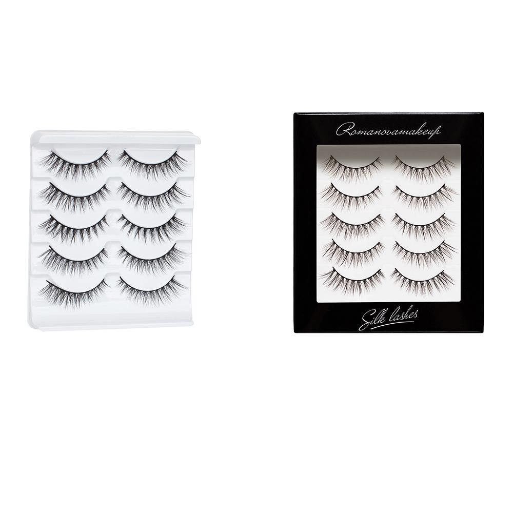 Silk Lashes ProKit only S-5