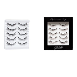Silk Lashes ProKit only S-5 - Romanovamakeup