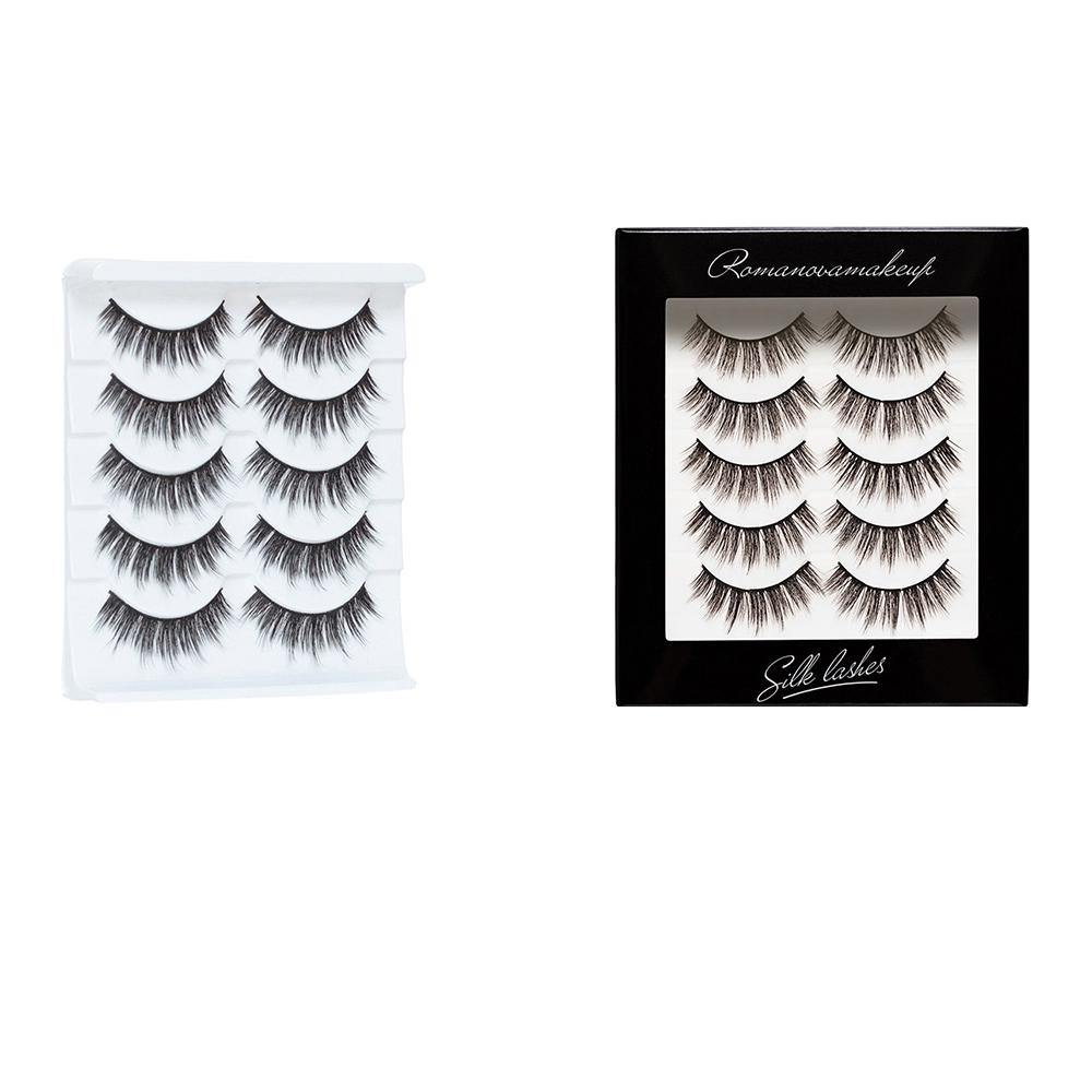 Silk Lashes ProKit only S-6