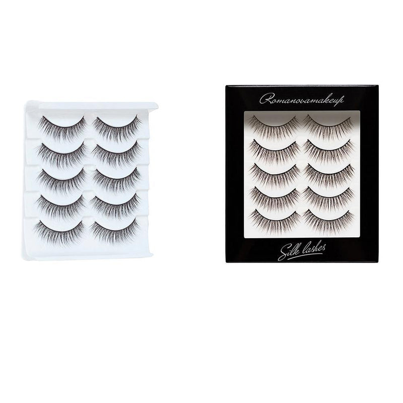 Silk Lashes ProKit only S-7