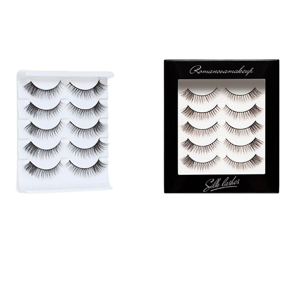 Silk Lashes ProKit only S-8