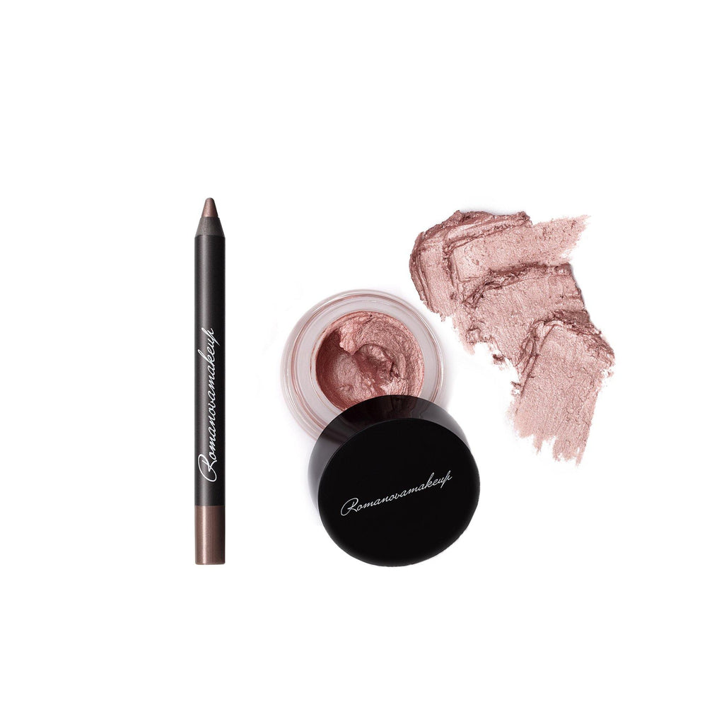 PINK ORCHID & SECRET HAZE MINI makeup set