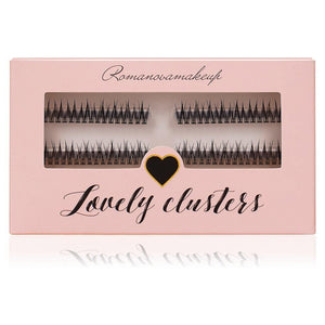 LOVELY CLUSTERS Series Medium - Romanovamakeup