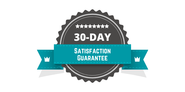 Returns Policy & 30-Day Satisfaction Guarantee